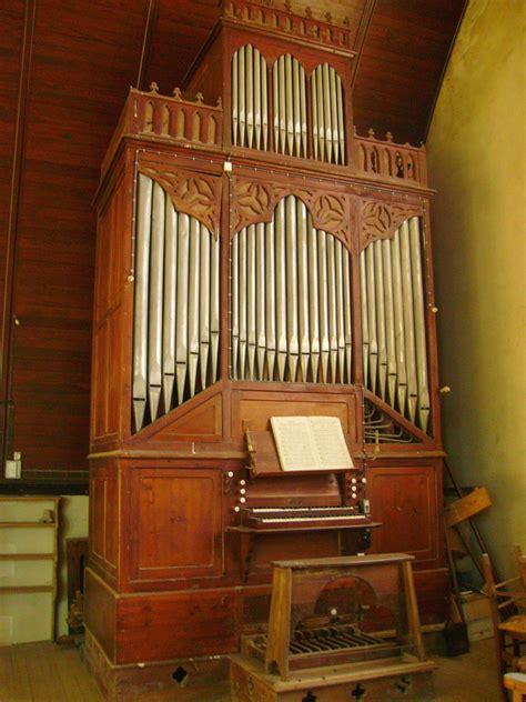 siege med orgue de médréac église st musiques et orgues