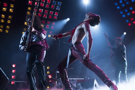 Barely Mediocre Bohemian Rhapsody Undersells The Legend Of