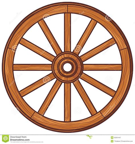 Wooden Wheel Royalty Free Stock Photography - Image: 32291447