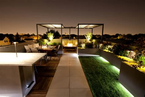chicago green design creates an rooftop oasis
