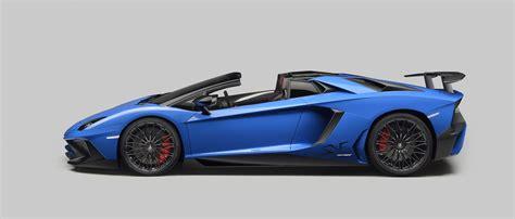 lamborghini aventador lp 750 4 superveloce lamborghini debuts aventador superveloce roadster and