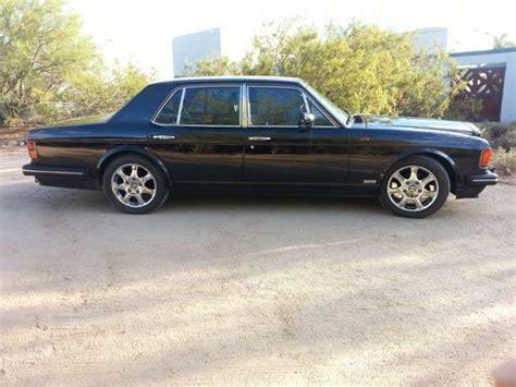 bentley turbo r custom purchase used 1990 bentley turbo r base sedan 4 door 6 7l