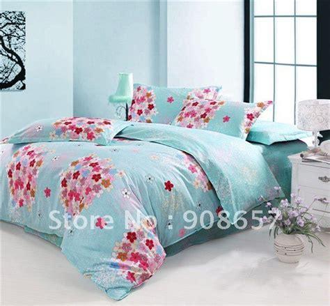 blue and pink comforter set blue and pink floral bedding bedding comforter bed in a bag sets sl in bedding sets from