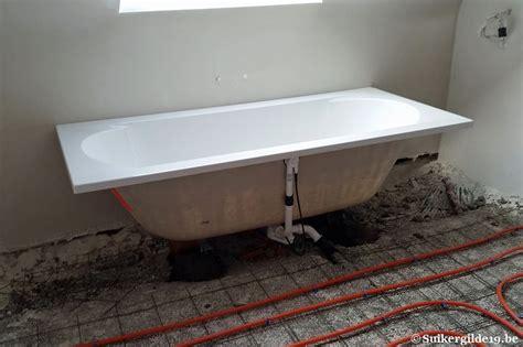 vloerverwarming badkamer douche vloerverwarming bad en douche