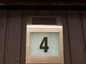 Hausnummer Mit Beleuchtung : hausnummer ~ Eleganceandgraceweddings.com Haus und Dekorationen