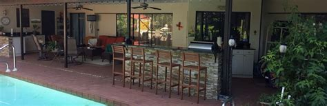 Outdoor Kitchens, Fire Pits, Grills in Tampa Bay, Largo