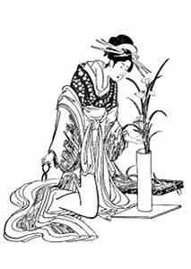 Maison Japonaise Dessin : japan coloring pages for adults ~ Melissatoandfro.com Idées de Décoration