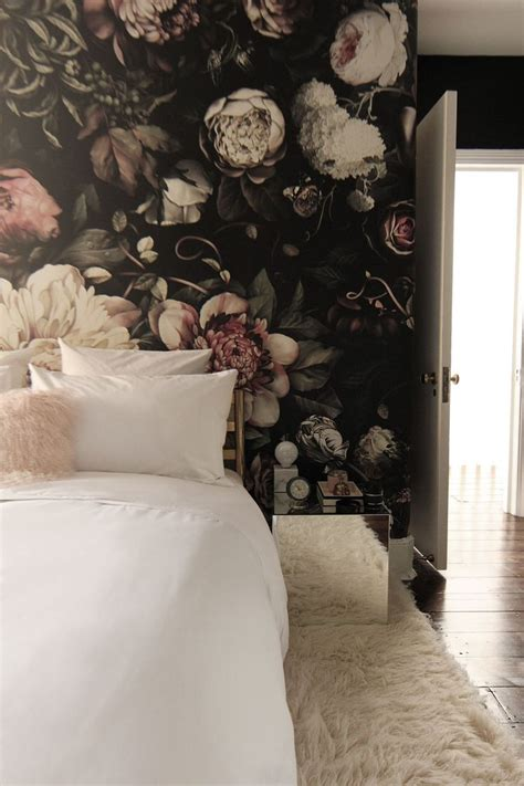 25 best ideas about floral wallpapers on