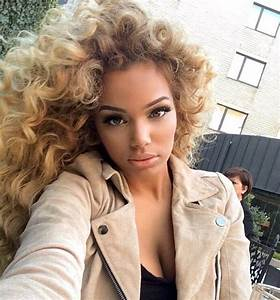 Brown Girls With Blonde Hair Why Not Here Are Some