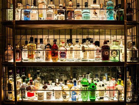 londons largest gin bar opens  week londonist