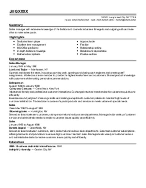 Gnc Manager Resume by Manager Resume Exle Gnc General Nutrition Center
