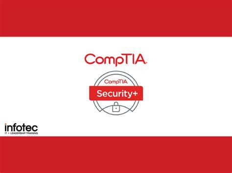 comptia security certification
