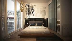 Deco Chambre Zen : deco chambre zen japonais avec des id es int ressantes pour la conception de la ~ Preciouscoupons.com Idées de Décoration