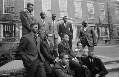 portrait   group  american civil rights leaders