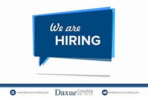 Daxue Consulting is Recruiting a Public Relations Manager ...