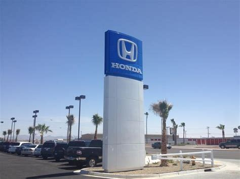 Don't forget to check out our used cars. Yuma Honda car dealership in YUMA, AZ 85365-3429 | Kelley ...