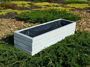 Folie Für Blumenkübel : pflanzk bel holz d2 pflanzkasten 80 100 cm xxl grau wei blumenk bel robust neu ebay ~ Sanjose-hotels-ca.com Haus und Dekorationen