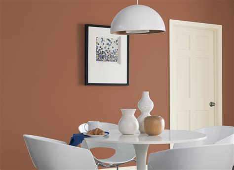 clay color paint dining room in clay pot dining rooms rooms by color