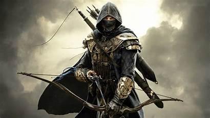 Elder Scrolls Games Wallpapers Archer Desktop Archers