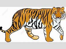 Tiger Clipart Free Clip art of Tiger Clipart #4095