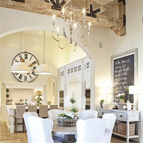 shabby chic kitchen dining room beautiful white shabby chic open dining room and kitchen shabby chic dining room little
