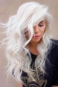 Couleur Cheveux Tendance : tendance mode couleur cheveux 2018 coiffures de mode moderne ~ Nature-et-papiers.com Idées de Décoration