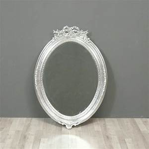 Miroir Baroque Argenté : miroir baroque ~ Teatrodelosmanantiales.com Idées de Décoration