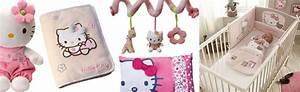 Chambre Hello Kitty : chambre b b hello kitty d co hello kitty sanrio b b sur bebegavroche ~ Voncanada.com Idées de Décoration