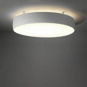 Abat Jour Plafonnier : luminaire chambre plafonnier ~ Teatrodelosmanantiales.com Idées de Décoration