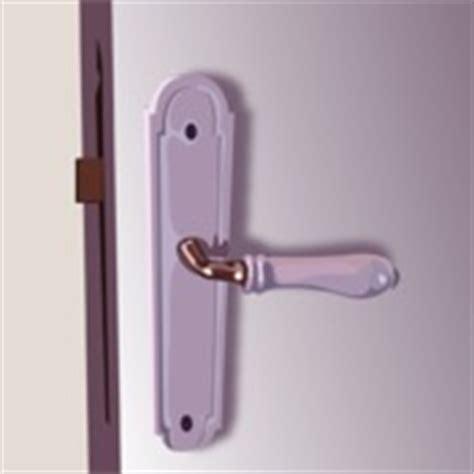 demonter poignee de porte comment d 233 monter une poign 233 e de porte ooreka