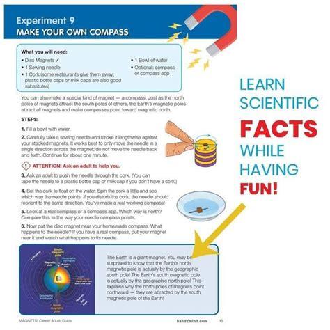 .. atklāj magnētu spēku - Magnetic Force Science Lab Kit ...