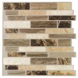 kitchen backsplash stick on italy peel stick wall tile mineral tiles
