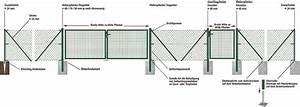 Wie Setze Ich Einen Zaun : maschendrahtzaun setzen ~ Articles-book.com Haus und Dekorationen