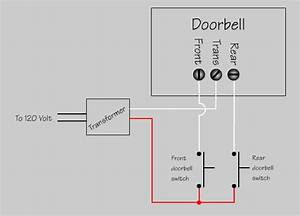 Door Bell Diagram - Electrical
