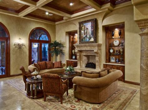 Traditional Living Room : Traditional Vs. Contemporary Design Styles
