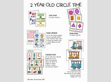 2 Year Old Circle Time Pack by Lovely Commotion TpT