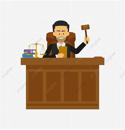 Judge Vector Clipart Background Court Law Upgrade