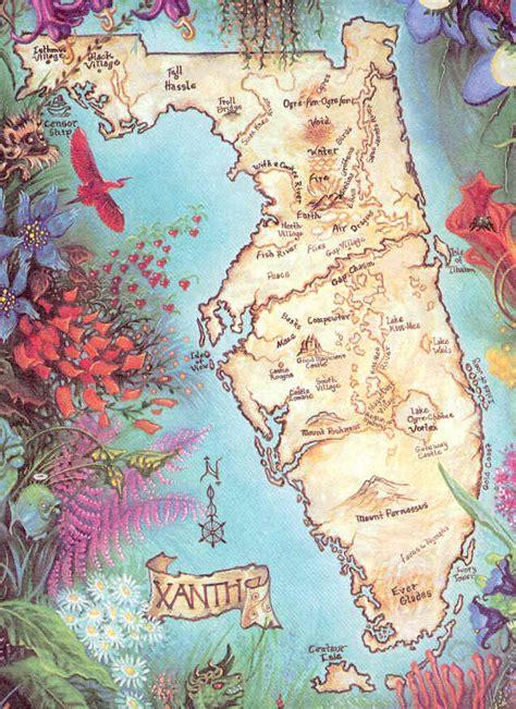 maps  xanth