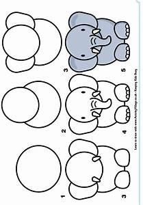 Modèle De Dessin Facile : apprendre dessiner dibujos drawings easy drawings y art ~ Melissatoandfro.com Idées de Décoration