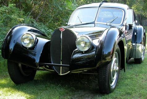 Only four were built and the two that have survived in largely. BUGATTI TYPE 57SC ATLANTIC COUPE - PlanetCarsz