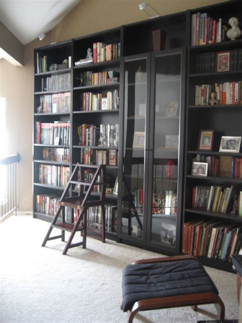 awesome ikea billy bookcases ideas   home digsdigs