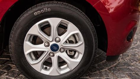 Ford Figo Aspire Wheels Tyres Image, Ford Aspire Photo