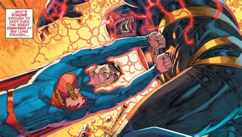 with evil intent darkseid getting to the god of evil comiconverse