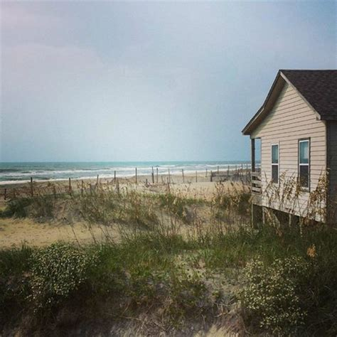 portsmouth island cabins cabins are directly on the picture of cape lookout