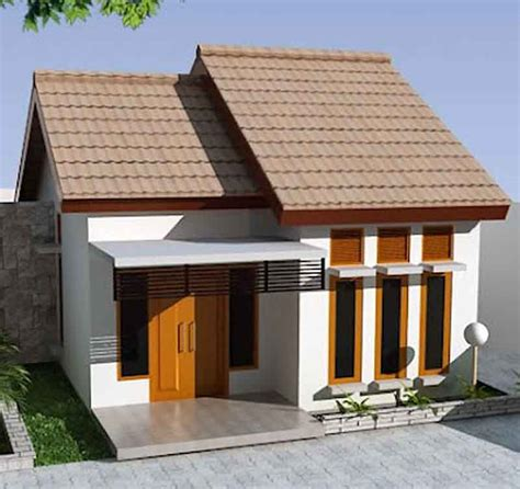 desain rumah sederhana minimalis  lantai desain rumah