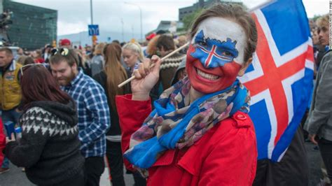 Iceland's new Vikings taking France by storm - CNN
