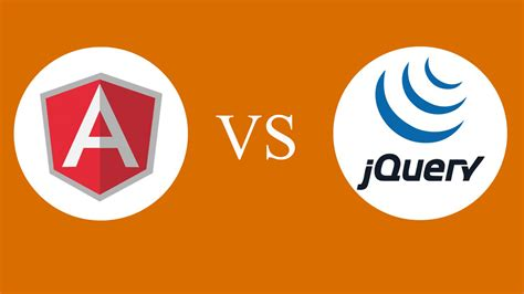 Angularjs Vs Jquery  What Are The Major Differences