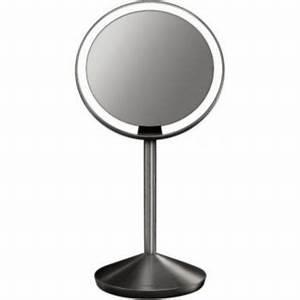 Miroir Grossissant X10 : simple human miroir grossissant lumineux x10 st3004 ~ Carolinahurricanesstore.com Idées de Décoration