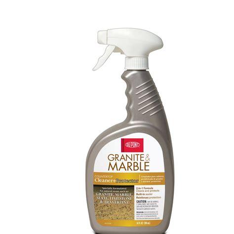 lowes granite countertop cleaner dupont 946ml heavy duty