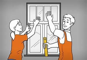 Fenster Einbauen Anleitung : klebefolien von obi als sichtschutz und dekoration ~ Whattoseeinmadrid.com Haus und Dekorationen